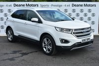 USED 2018 67 FORD EDGE 2.0 TITANIUM TDCI 5d 177 BHP