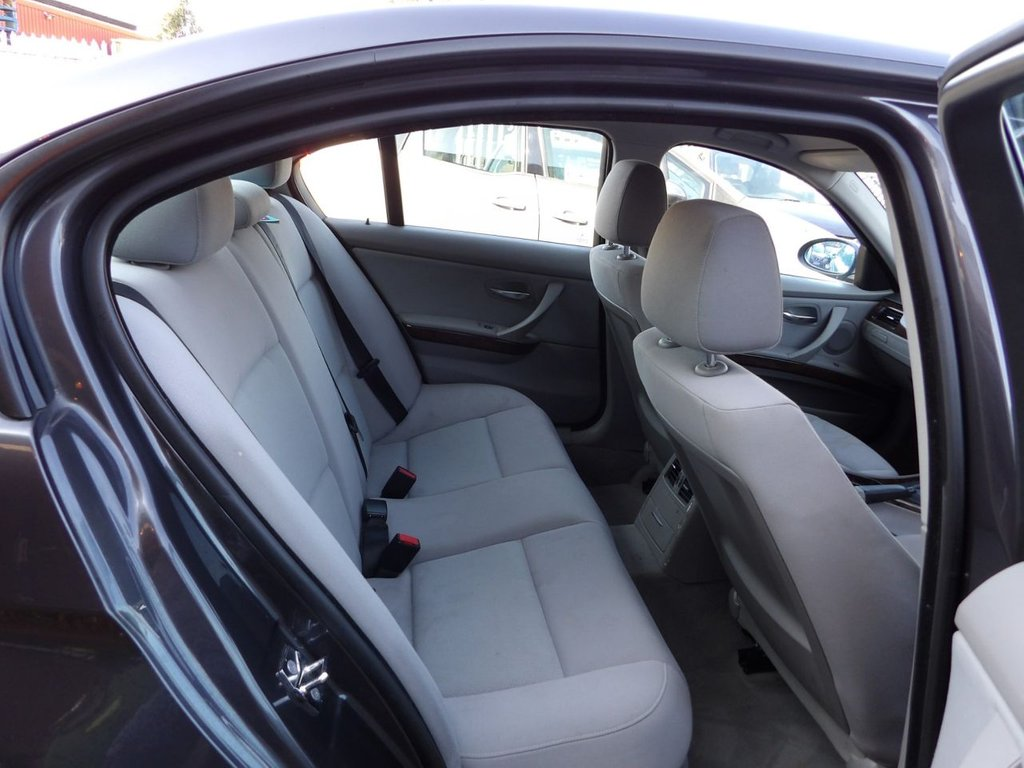 2007 BMW 3 Series 320d SE £1,800