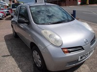 USED 2004 04 NISSAN MICRA 1.2 S 3d 80 BHP