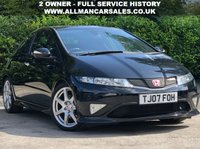 USED 2007 07 HONDA CIVIC 2.0 I-VTEC TYPE-R GT 3d 198 BHP