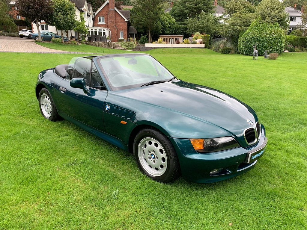 USED 1997 R BMW Z3 1.9 Z3 ROADSTER 2d AUTO 138 BHP