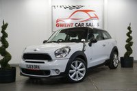 USED 2013 63 MINI COOPER 2.0 COOPER PACEMAN SD ALL4 3d 143 BHP NEW MOT, SERVICE HISTORY, CLEAN