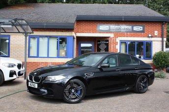 2013 BMW M5 4.4 M5 4d AUTO 553 BHP £27000.00