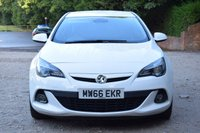 USED 2017 66 VAUXHALL ASTRA 1.6 GTC LIMITED EDITION S/S 3d 197 BHP