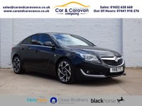 USED 2016 16 VAUXHALL INSIGNIA 1.6 SRI NAV VX-LINE CDTI S/S 5d 134 BHP One Owner All Vauxhall History Buy Now, Pay Later Finance!