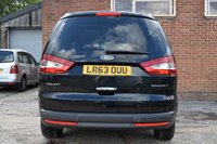 USED 2013 63 FORD GALAXY 2.0 TITANIUM X TDCI 5d AUTO 163 BHP WE OFFER FINANCE ON THIS CAR