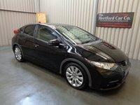 2013 HONDA CIVIC 1.8 I-VTEC EX GT 5d 140 BHP £8495.00