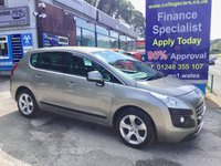 2010 PEUGEOT 3008 1.6 SPORT HDI 5d 110 BHP, only 44000 miles £4495.00