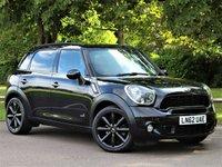 USED 2012 62 MINI COUNTRYMAN 2.0 COOPER SD ALL4 5d AUTO 141 BHP