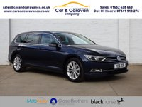 USED 2016 16 VOLKSWAGEN PASSAT 2.0 SE BUSINESS TDI BLUEMOTION TECH DSG 5d AUTO 148 BHP One Owner Full VW History NAV Buy Now, Pay Later Finance!