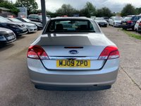 USED 2009 09 FORD FOCUS 2.0 CC2 2d AUTO 144 BHP