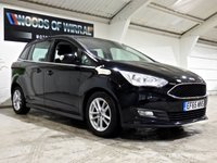 USED 2015 65 FORD GRAND C-MAX 1.5 ZETEC NAVIGATION TDCI 5d 118 BHP