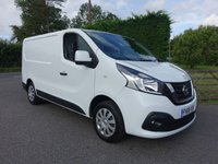 USED 2019 68 NISSAN NV300 ACENTA L1H1 1.6 DCI 120 BHP Direct From Local Company 10000 Miles And Nissan Warranty Till January 2024! Higher Specification Acenta Model With Air Con Etc