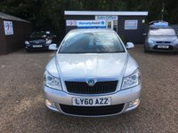 USED 2011 60 SKODA OCTAVIA 1.6 ELEGANCE TDI CR DSG 5d AUTO 103 BHP FULL SERVICE HISTORY - FINANCE AVAILABLE