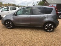 USED 2012 12 NISSAN NOTE 1.5 N-TEC PLUS DCI 5d 89 BHP FULLY AA INSPECTED - FINANCE AVAILABLE