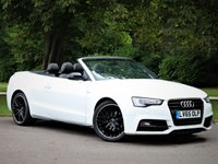 USED 2015 65 AUDI A5 2.0 TDI S LINE SPECIAL EDITION PLUS 2d AUTO 187 BHP £265 PCM With £1649 Deposit