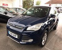 USED 2015 15 FORD KUGA 2.0 TDCI ZETEC 140 BHP THIS VEHICLE IS AT SITE 1  - TO VIEW CALL US ON 01903 892224