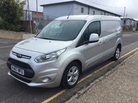 2017 FORD TRANSIT CONNECT 1.5 240 L2 LWB Limited 120ps £13445.00