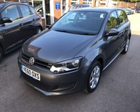 USED 2011 60 VOLKSWAGEN POLO 1.2 SE THIS VEHICLE IS AT SITE 1 - TO VIEW CALL US ON 01903 892224
