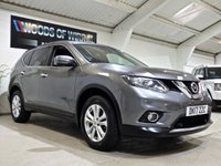 USED 2017 17 NISSAN X-TRAIL 1.6 DCI ACENTA [7 SEATER] 5d 130 BHP