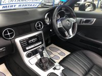USED 2013 13 MERCEDES-BENZ SLK 2.1 SLK250 CDI BLUEEFFICIENCY AMG SPORT 2d AUTO 204 BHP