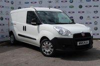 2015 FIAT DOBLO 1.6 16V MULTIJET 1d 105 BHP £6495.00