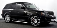 USED 2010 10 LAND ROVER RANGE ROVER SPORT 3.0 TD V6 HSE 5dr Auto F/S/H (7 Stamps), Great Spec +