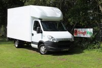 USED 2014 14 IVECO DAILY 2.3 35C13 LWB LUTON WITH TAIL LIFT DRW Double Rear Wheel Long Wheel Base Luton With Tail Lift