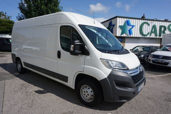 2016 CITROEN RELAY 35 2.2 HDI 130 BHP L3 H2 ENTERPRISE 5DR ( 1 OWNER ) £6989.00