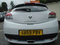 USED 2009 59 RENAULT MEGANE 1.6 DYNAMIQUE VVT 2d 110 BHP GUARANTEED TO BEAT ANY 'WE BUY ANY CAR' VALUATION ON YOUR PART EXCHANGE