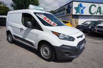 2017 FORD TRANSIT CONNECT 1.5 TDCI 200 L1 5DR ( 1 OWNER & EURO 6 MODEL ! ) £6989.00