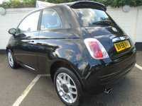 USED 2008 58 FIAT 500 1.2 SPORT 3d 69 BHP GUARANTEED TO BEAT ANY 'WE BUY ANY CAR' VALUATION ON YOUR PART EXCHANGE