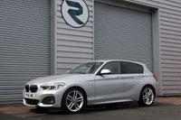 2016 BMW 1 SERIES 116D M SPORT 5DR AUTO £SOLD