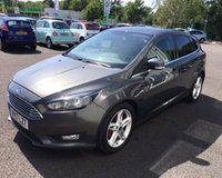 USED 2017 17 FORD FOCUS 1.0 ZETEC NAVIGATOR ECOBOOST 125 BHP THIS VEHICLE IS AT SITE 2 - TO VIEW CALL US ON 01903 323333