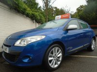USED 2010 10 RENAULT MEGANE 1.6 I-MUSIC VVT 5d 100 BHP GUARANTEED TO BEAT ANY 'WE BUY ANY CAR' VALUATION ON YOUR PART EXCHANGE