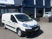 USED 2014 64 CITROEN DISPATCH 2.0 1200 L2H1 ENTERPRISE HDI 1d 126 BHP