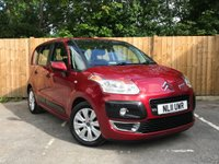 USED 2011 11 CITROEN C3 PICASSO 1.6 PICASSO CONNEXION HDI 5d 90 BHP Full Service History