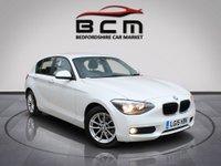 USED 2015 15 BMW 1 SERIES 2.0 118D SE 5d AUTO 141 BHP