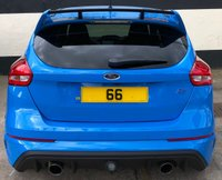 USED 2016 66 FORD FOCUS RS 2.3 ECOBOOST 5DR 345 BHP, 1 OWNER **ONLY 370 MILES** NOW SOLD - SIMILAR VEHICLES WANTED