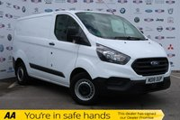 USED 2018 18 FORD TRANSIT CUSTOM 2.0 300 BASE P/V L1 H1 1d 104 BHP 1 OWNER,FSH,DETAILS TO FOLLOW
