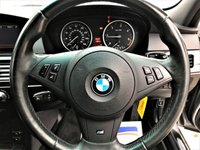 USED 2009 09 BMW 5 SERIES 2.0 520D M SPORT BUSINESS EDITION TOURING 5d 175 BHP