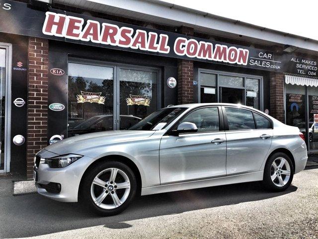 USED 2013 63 BMW 3 SERIES 2.0 318D SE 4d 141 BHP