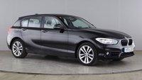 2016 BMW 1 SERIES 2.0 118D SPORT 5d 147 BHP £9850.00