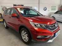 USED 2015 65 HONDA CR-V 1.6 I-DTEC SE 5d 158 BHP