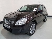 USED 2009 09 NISSAN QASHQAI 2.0 SOUND AND STYLE 5d 140 BHP Panoramic Roof/BOSE/Park Sensor/Privacy Glass/Bluetooth