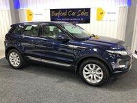 USED 2015 LAND ROVER RANGE ROVER EVOQUE 2.2 SD4 PURE TECH 5d AUTO 190 BHP