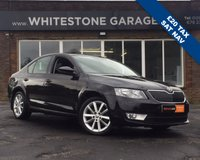 USED 2013 63 SKODA OCTAVIA 2.0 ELEGANCE TDI CR 5d 148 BHP LOVELY SPEC WITH FULL SERVICE HISTORY, SAT NAV, HEATED SEATS.CRUISE £20 YEAR TO TAX