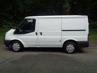 USED 2010 10 FORD TRANSIT 2.2 260 LR 1d 85 BHP SWB VAN NO VAT