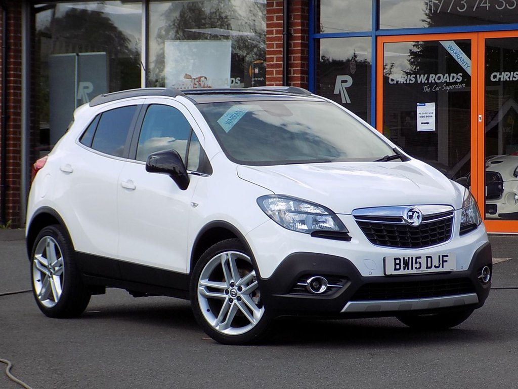 USED 2015 15 VAUXHALL MOKKA 1.6 CDTi LIMITED EDITION 5dr 134 BHP *Cruise + Bluetooth + F/R PDC*