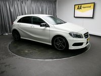 USED 2013 13 MERCEDES-BENZ A CLASS 1.8 A200 CDI BLUEEFFICIENCY AMG SPORT 5d 136 BHP £0 DEPOSIT FINANCE AVAILABLE, AIR CONDITIONING, AUX INPUT, BLUETOOTH CONNECTIVITY, CRUISE CONTROL, COLOUR DISPLAY SCREEN, CLIMATE CONTROL, DAB RADIO, STEERING WHEEL CONTROLS, SAT-NAV, TRIP COMPUTER